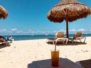 strand zon parasol