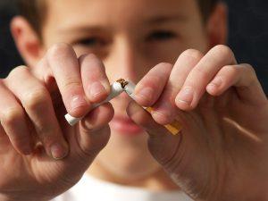 roken en bewegen gaan niet samen
